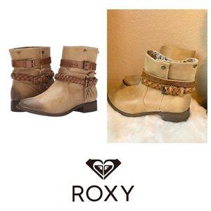 Roxy Skye women's ankle boots 6.5